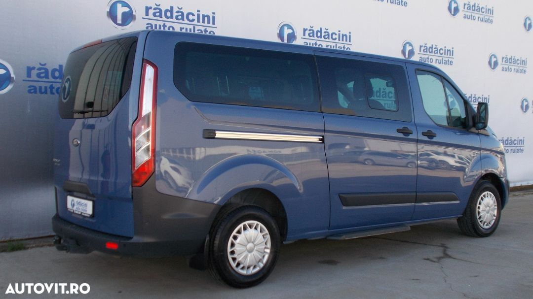 Ford Tourneo Custom - 2