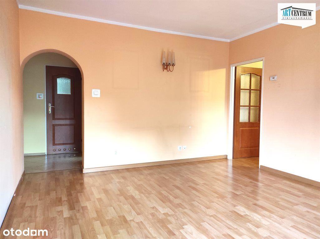 Dwupokojowe mieszkanie na Okolu