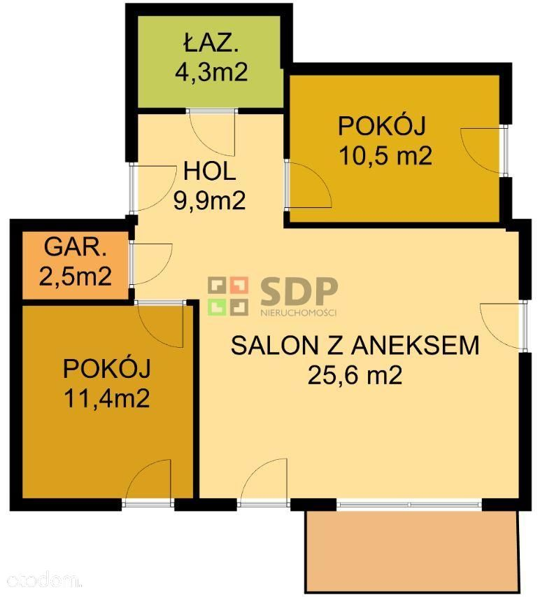 Przestronny Apartament Na Pięknym Osiedlu Przy Rze