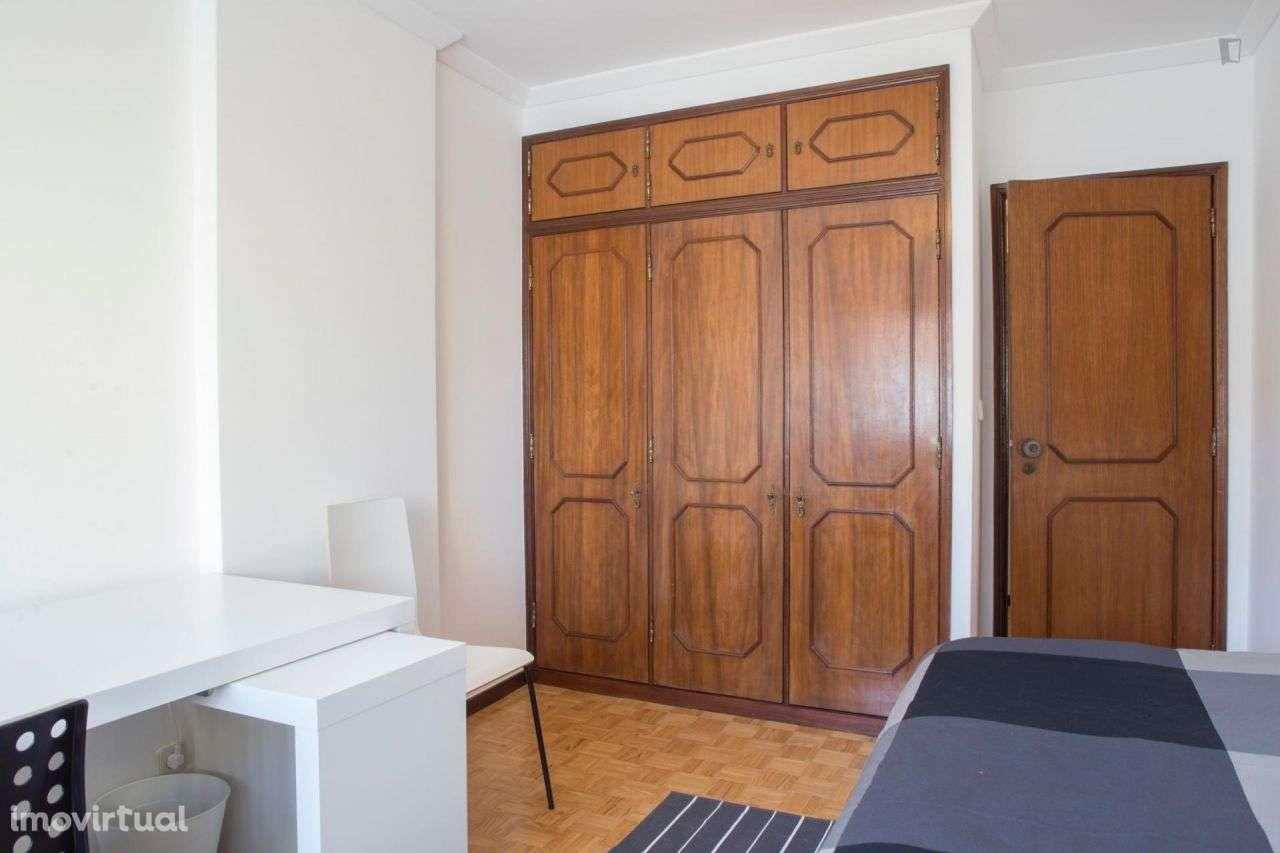 Quarto para arrendar, Paranhos, Porto - Foto 3
