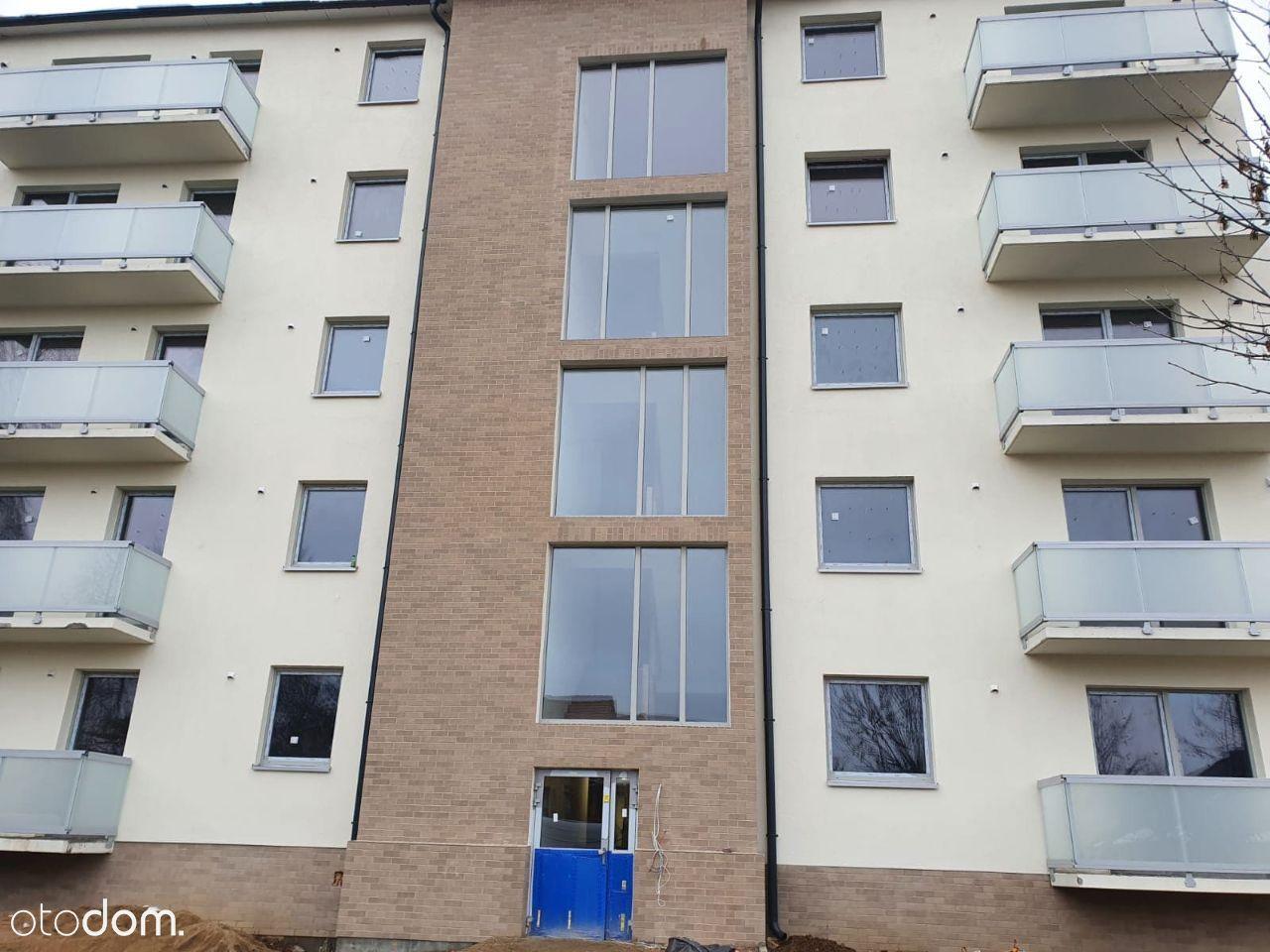 4 pokojowe ENERGO mieszkanie w nowym apartamentowc