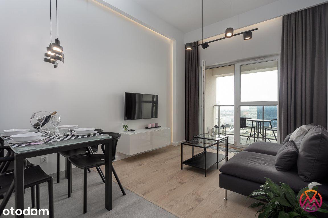 Nowoczesny apartament z tarasem, Ilumino