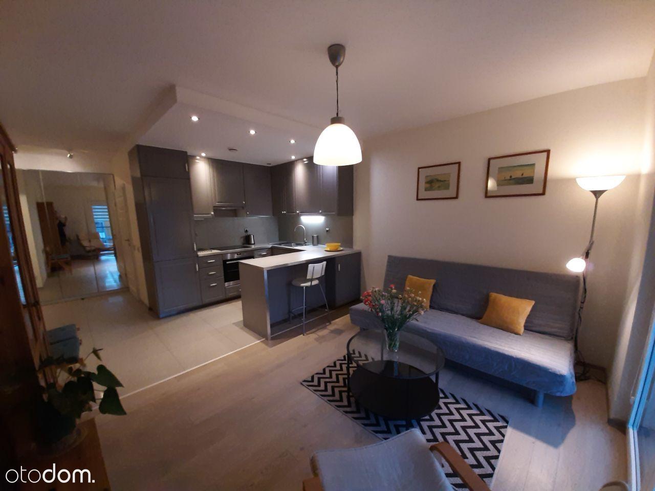 Apartament 49m, Garbary Poznań WYNAJEM BEZPOŚREDNI
