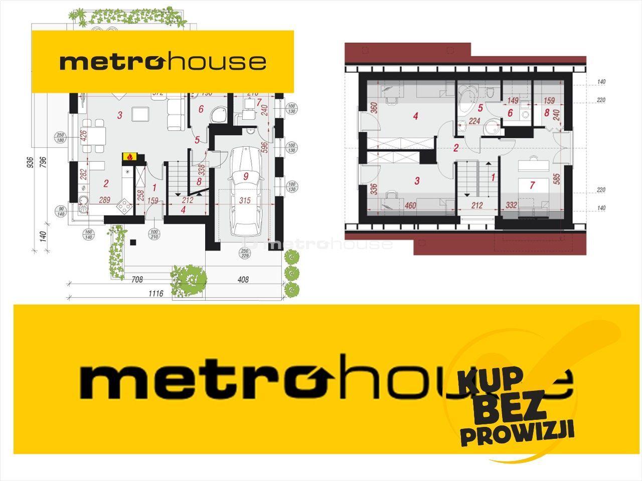Dom, 119,43 m², Pogwizdów