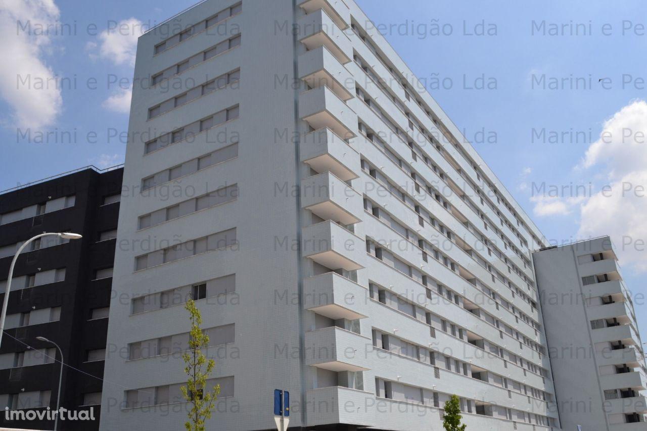 Arrendamento de Apartamento T1 novo na Alta de Lisboa