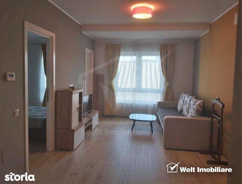 Apartament 2 camere, nou, ultrafinisat, etaj 2, parcare, in Buna Ziua
