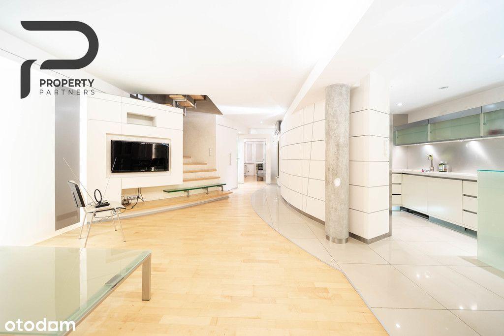 2-poziomowy apartament o powierzchni 110m2 | Eng