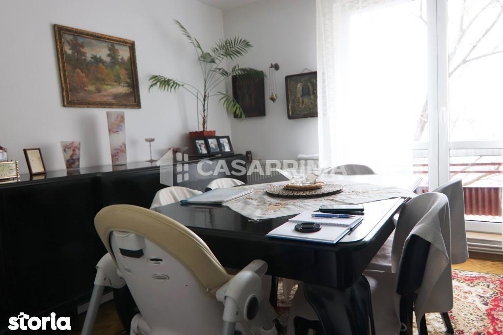 Apartament 3 camere, KM 0 - Piata Unirii- Vedere Starea Civila