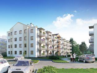 """""""Sosnowy Park"""" Nowe mieszkania III Etap 49,20 m2"""