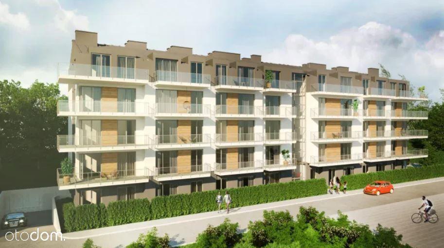 Mieszkanie w inwestycji Nowa Wiejska, M8