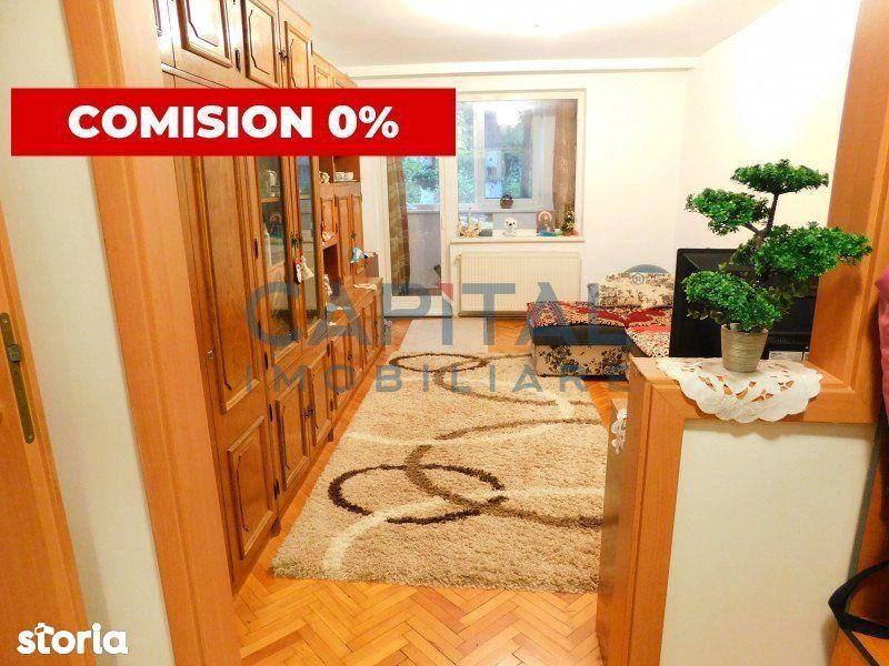 Comision 0! Vanzare apartament cu 3 camere semidecomandat, cartierul G