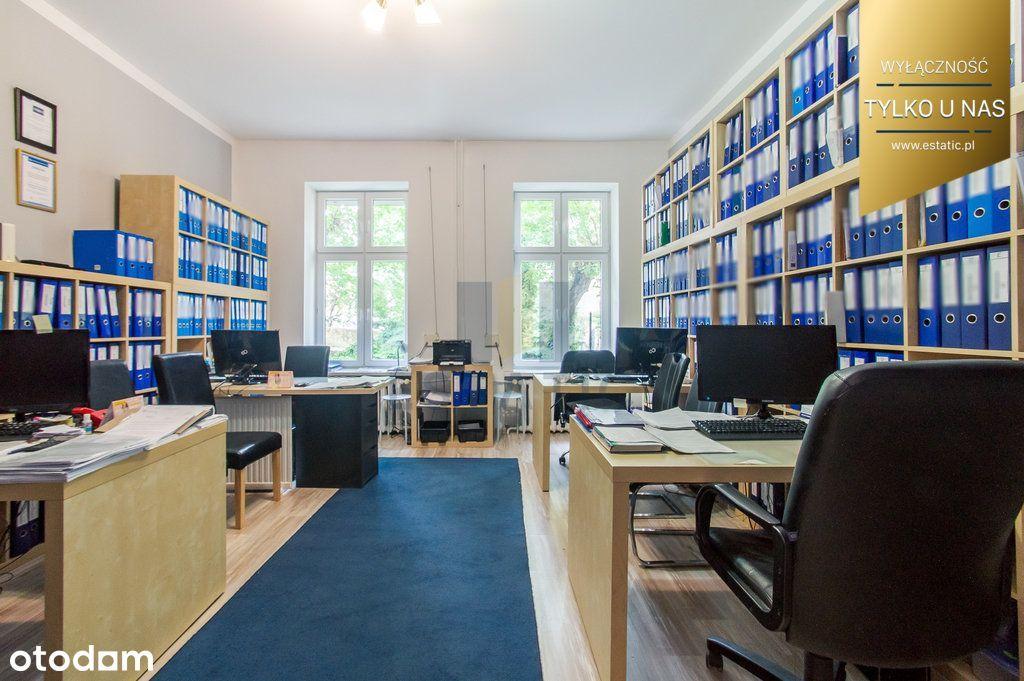 Mieszkanie przystosowane pod lokal usługowy, biuro