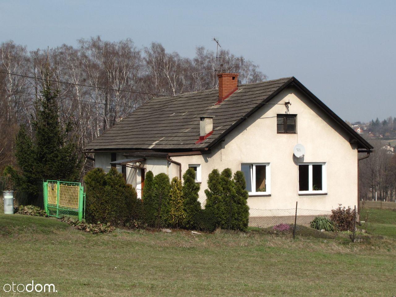 Dom w Cieszynie w dzielnicy Błogocice.