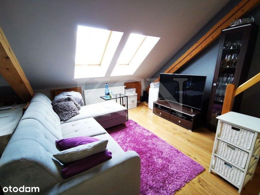Atrakcyjne mieszkanie dwupoziomowe