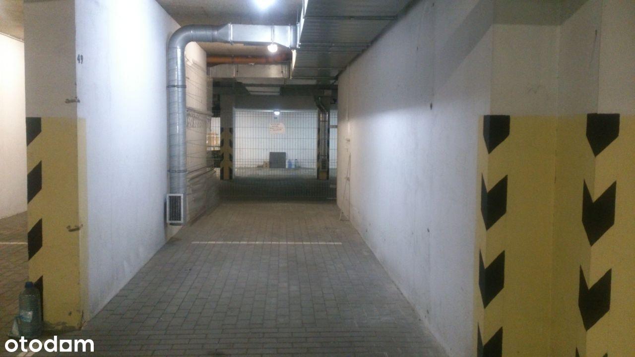 2 miejsca postojowe w garażu podziemnym