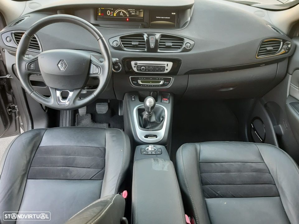 Renault Grand Scénic 1.6 dCi Bose Edition 7L - 12