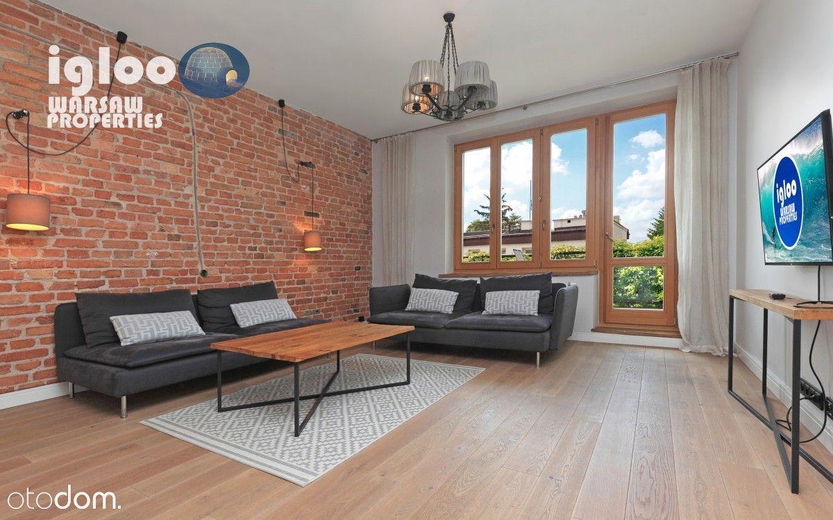 Nowoczesny apartament na Saskiej Kępie
