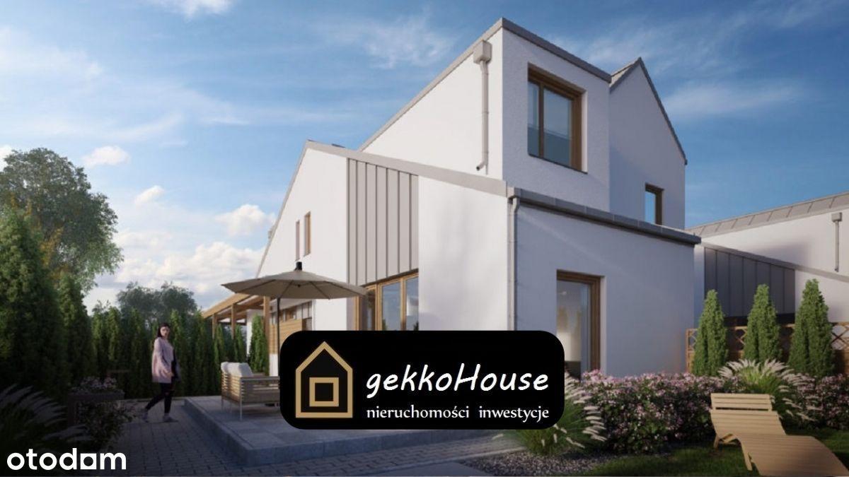 gekkoHouse - Novy Zakątek Z Garażem