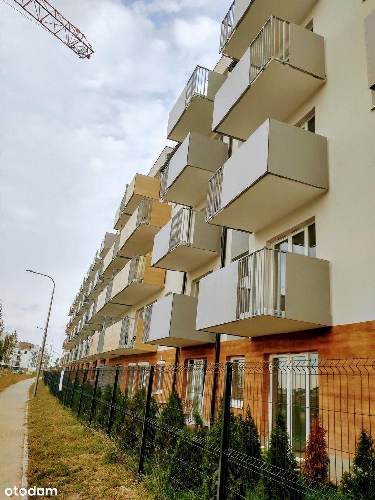 Mieszkanie na Krzykach > 2 pokoje > balkon
