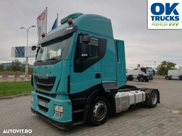 Iveco STRALIS AS440S48T/FP LT - 1