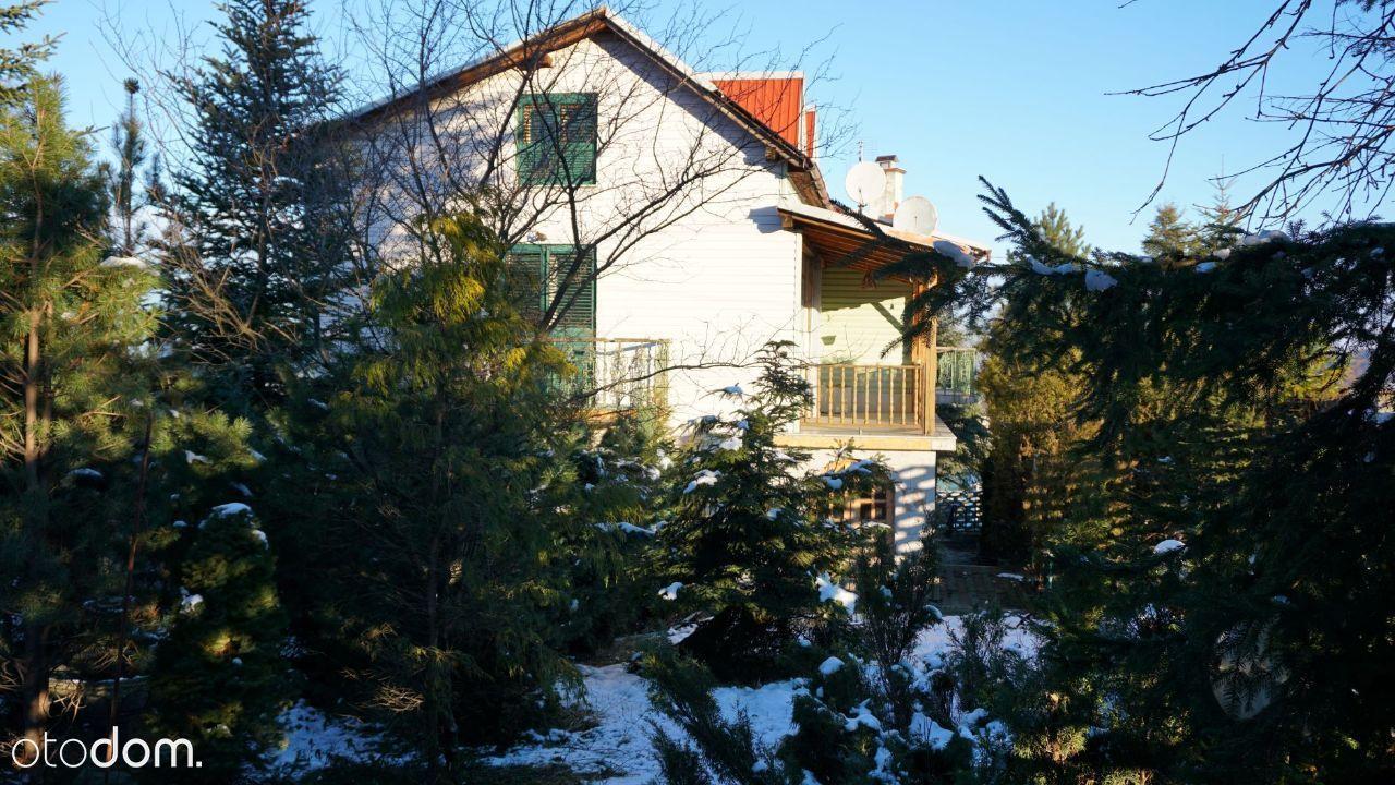 Dom z malowniczą panoramą