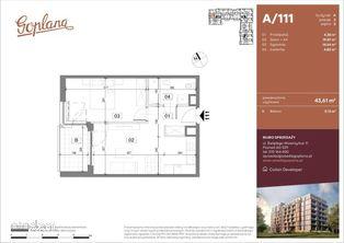 Mieszkanie A111