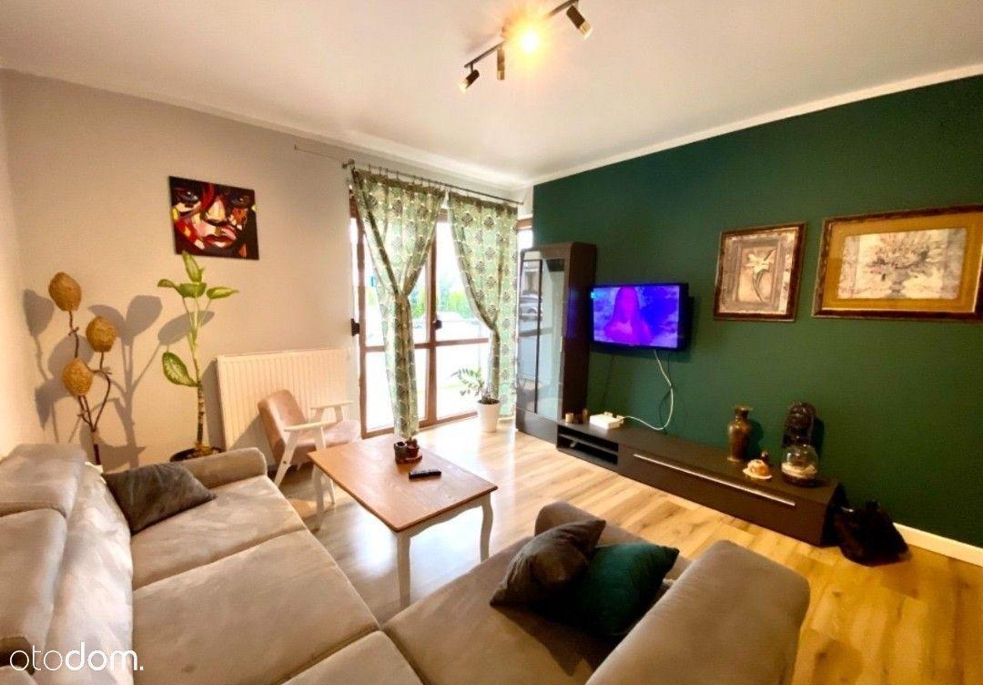 Apartament Piernikowe, 44 m2, taras oraz ogród