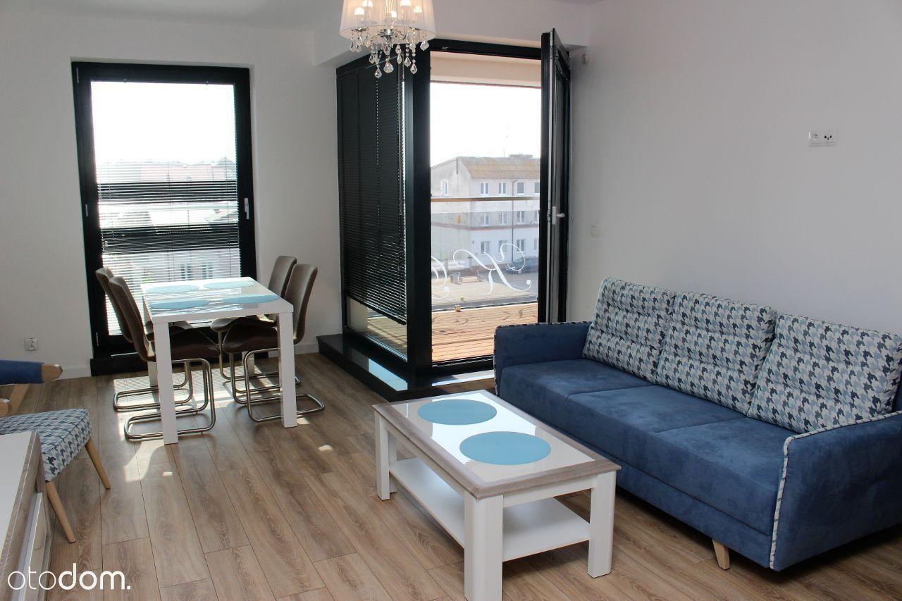 Apartament nad morzem, 2 pokoje, balkon, nr 26