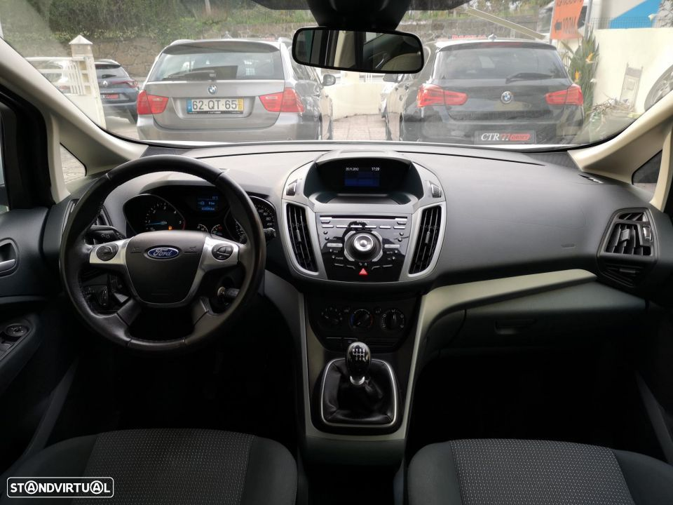 Ford C-Max 1.6 TDCi Trend S/S - 25