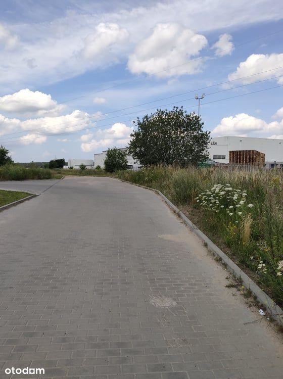 Działka komercyjna 5436 m2 w Parku Przemysłowym