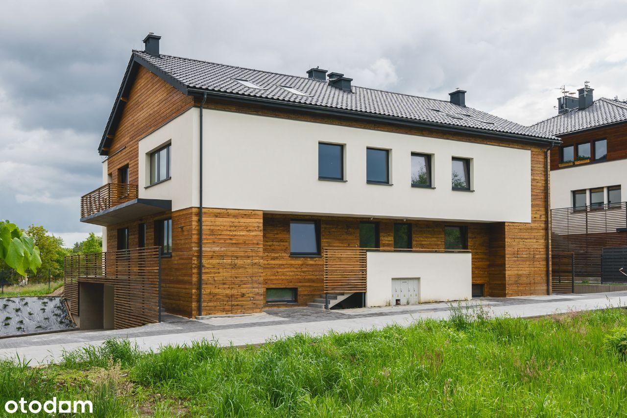 Nowy APARTAMENT / Bronowice / duży garaż , ogród