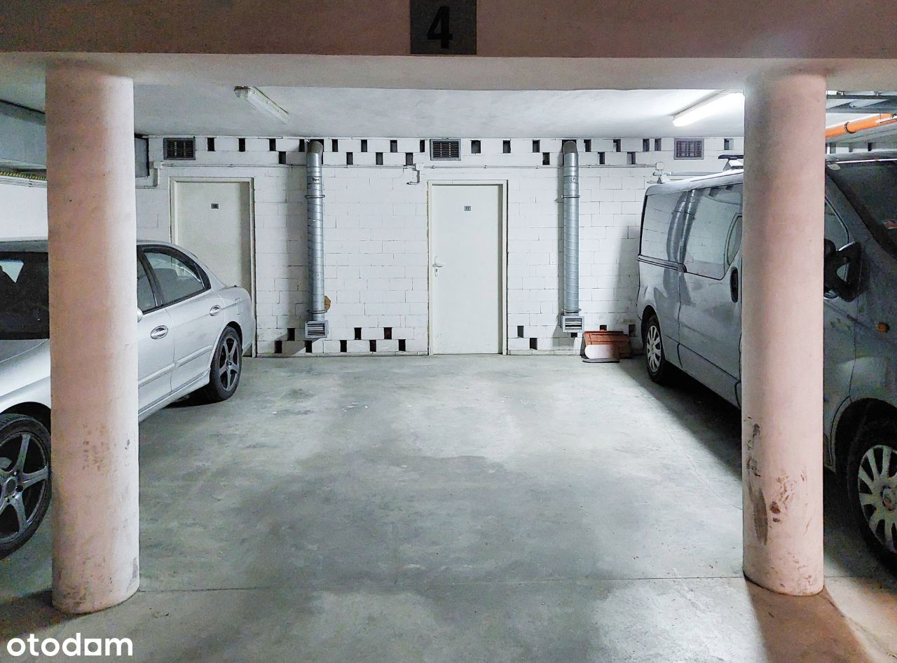 Miejsce postojowe w garażu ul. Vivaldiego
