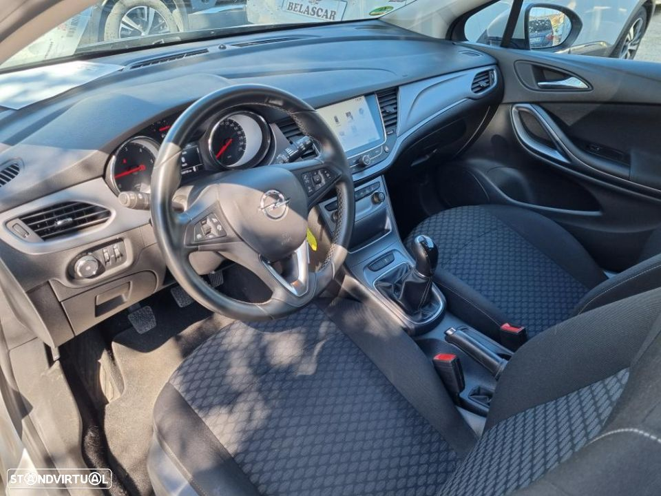 Opel Astra Sports Tourer 1.6 CDTi Selection S/S - 9