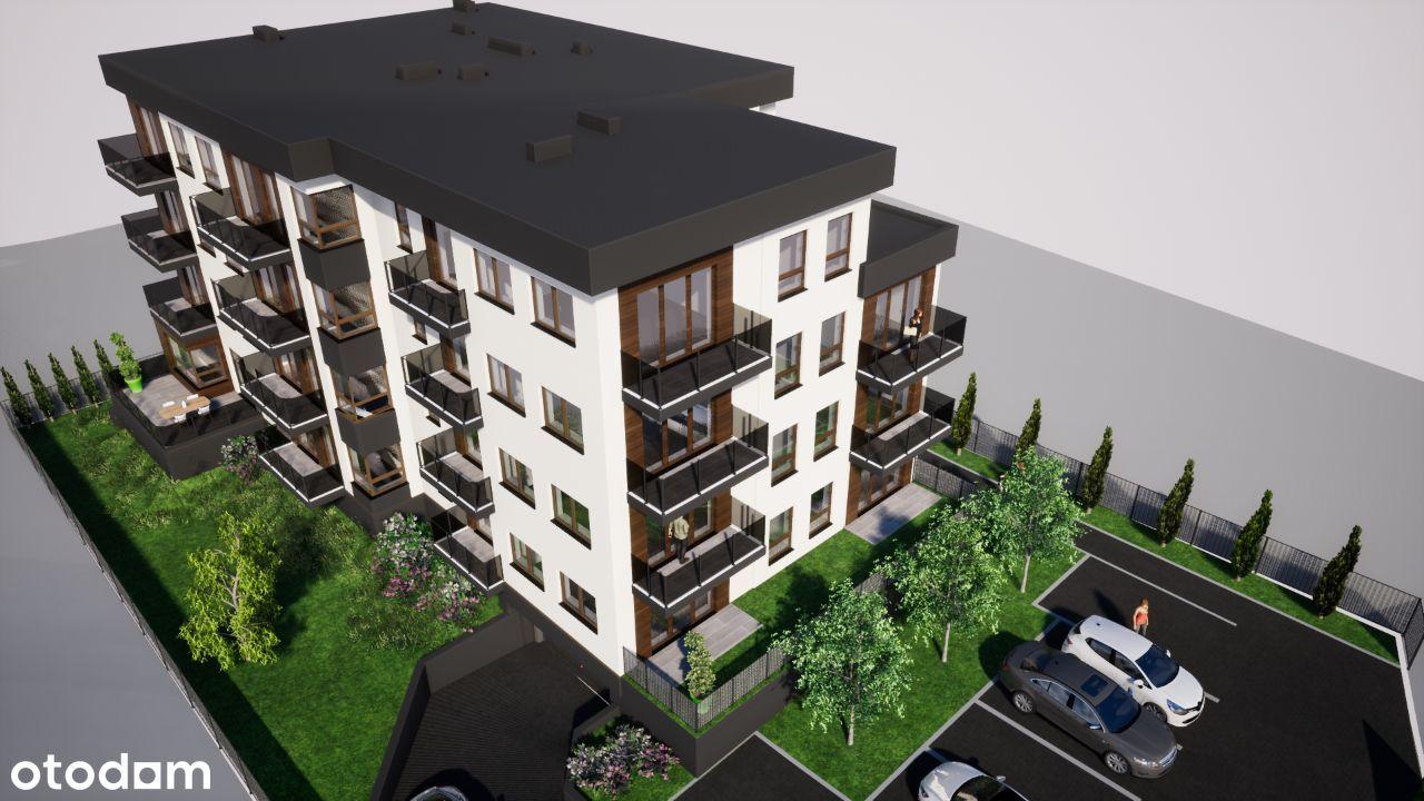 Apartamenty Opawska
