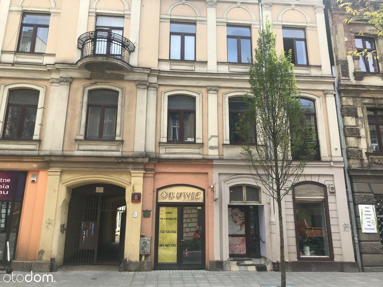 Lokal użytkowy w centrum Łodzi