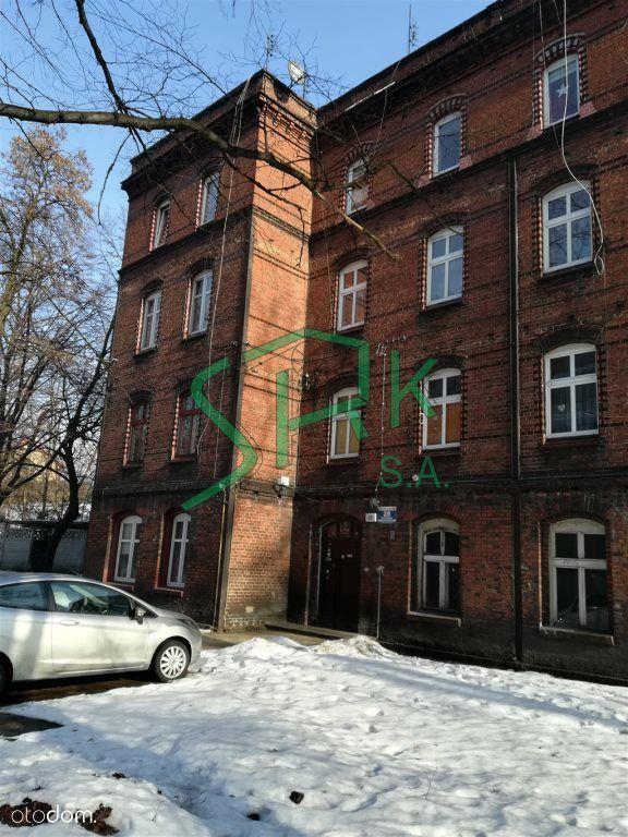 Mieszkanie, 37,23 m², Ruda Śląska