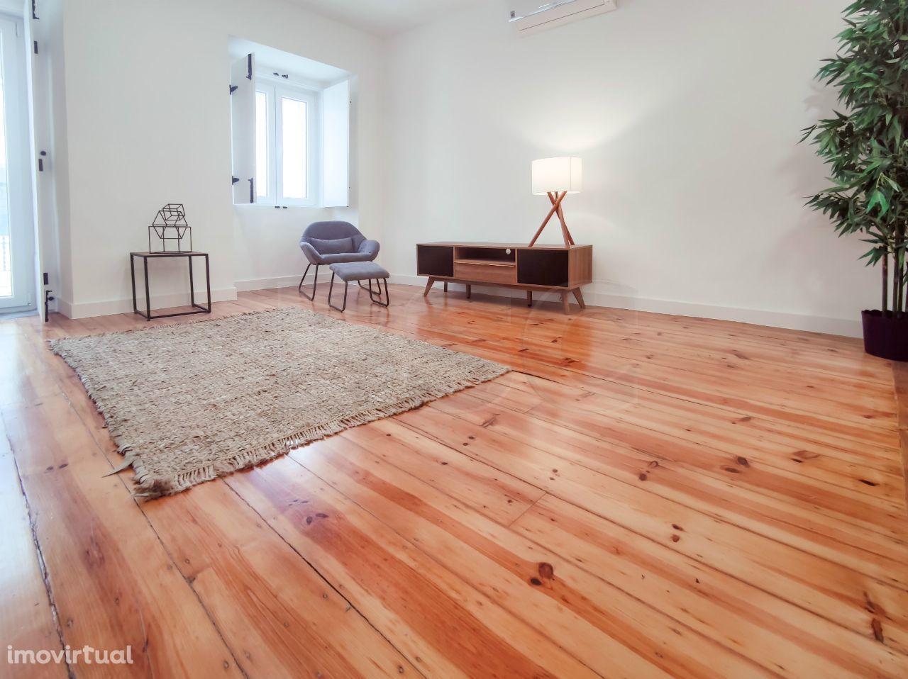 Apartamento T2 à venda em Saldanha