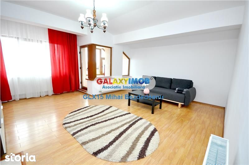 Inchiriere apartament 2 camere cu centrala termica zona Expozitiei.