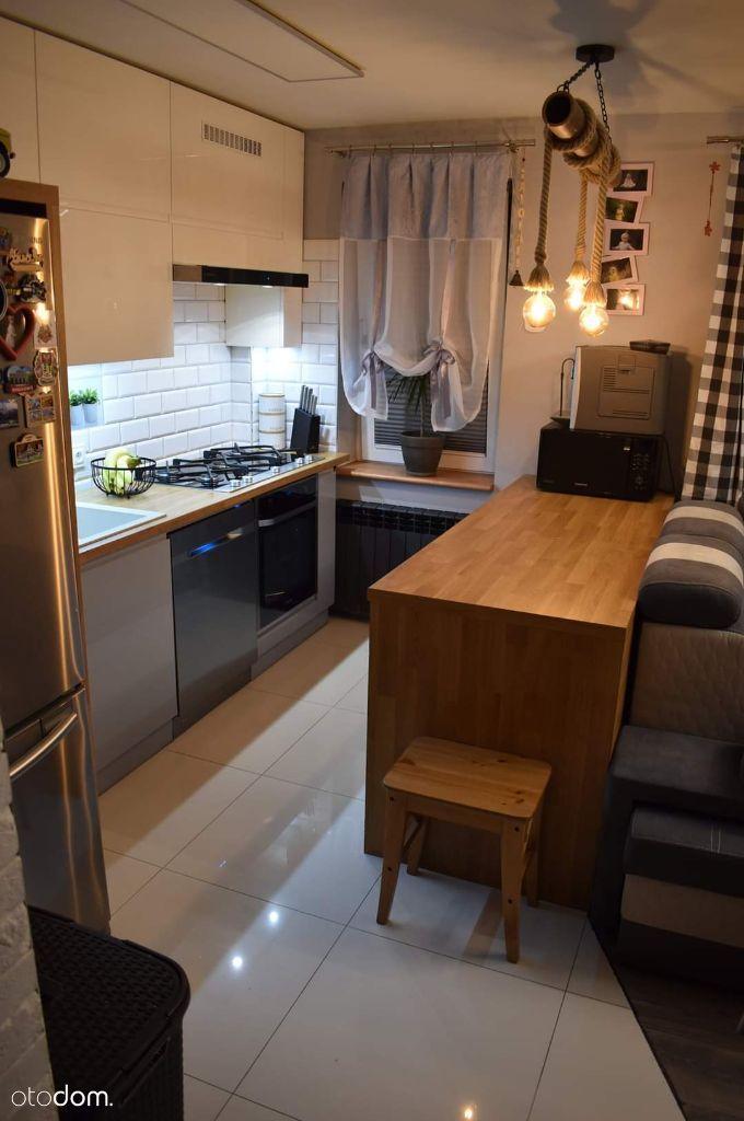 Mieszkanie 2 Pokoje 34m2 Parter