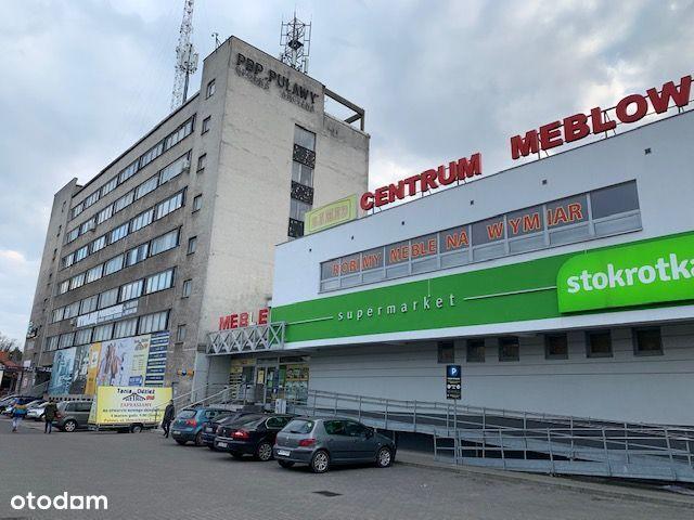 Lokal biurowo/usługowy 25m2, Puławy Słowackiego 2