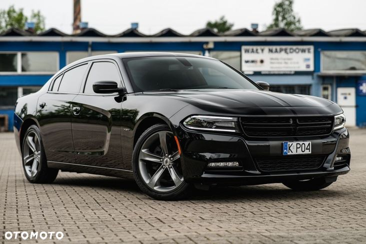 Dodge Charger 5.7 380km