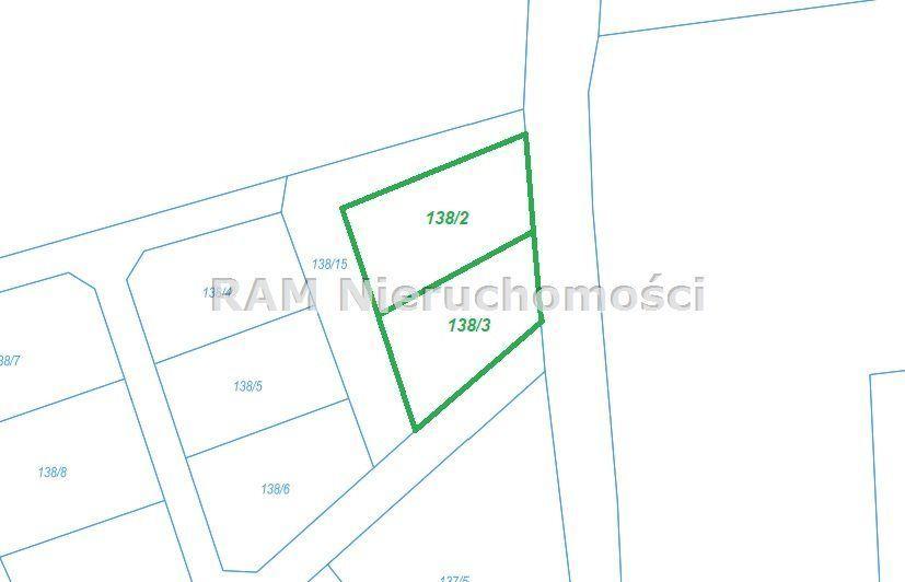 Działka, 1 114 m², Grodowiec