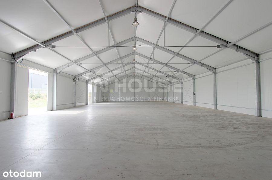 Hala/Magazyn, 500 m², Szczecin