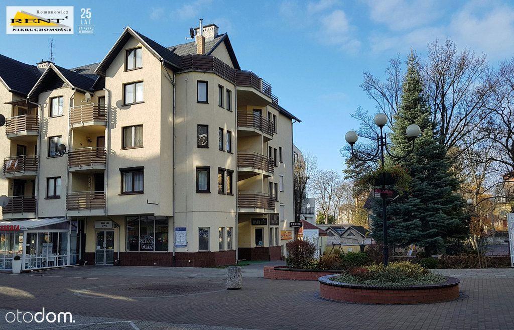 Atrakcyjny lokal użytkowy w centrum Międzyzdrojów