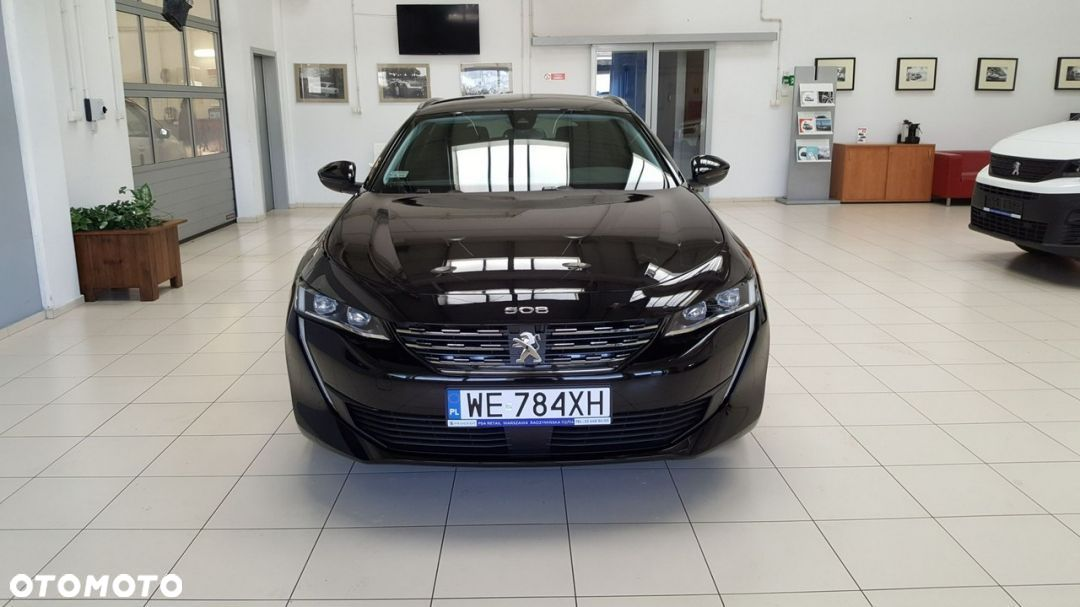 Peugeot 508 ACTIVE+ 1.5 AUTOMAT DIESEL BlueHDi 130 KM demonstracyjny - 1