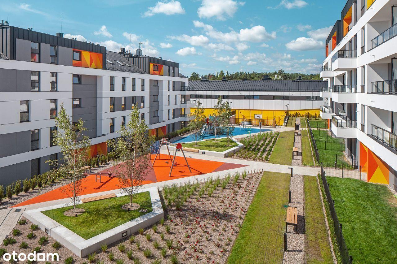 Nowe 3-pokoje Havlove, ogródek, miejsce w hali