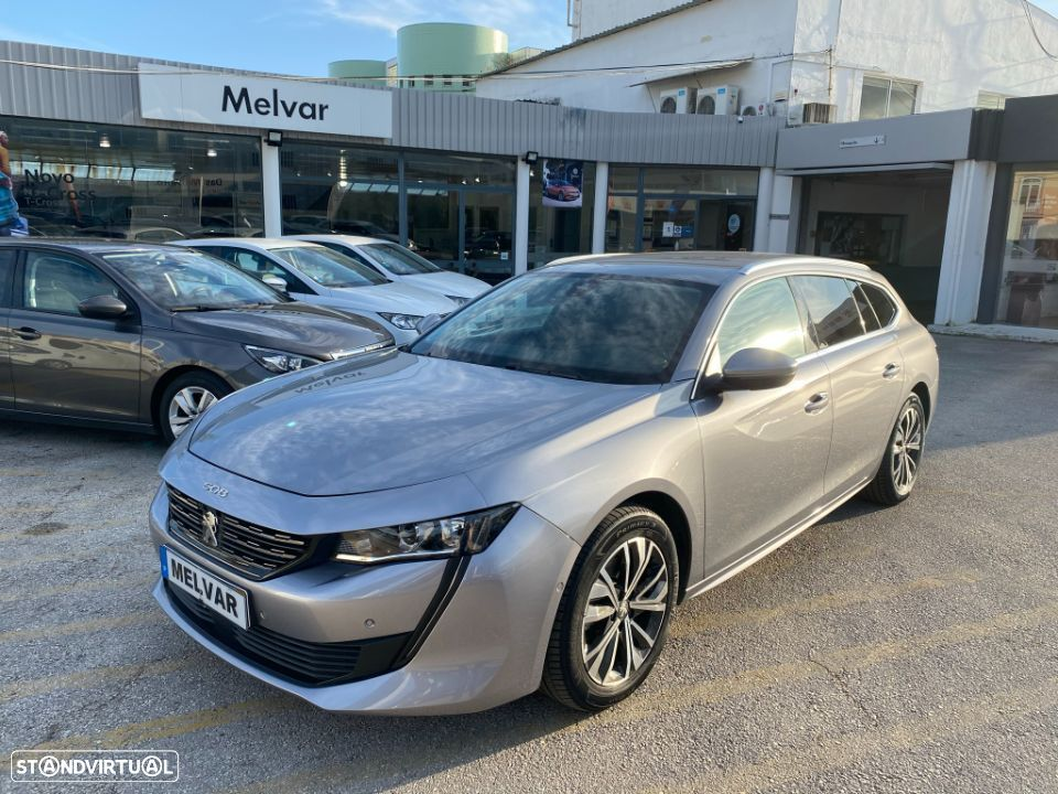 Peugeot 508 SW 1.5 BlueHDi Allure EAT8 - 1
