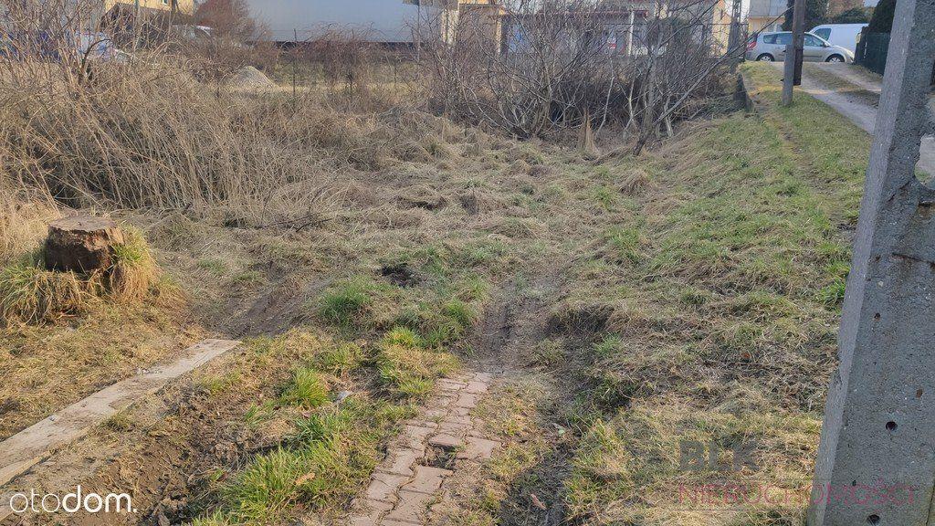 Działka 488 m2 przy dk 79 w Zabierzowie