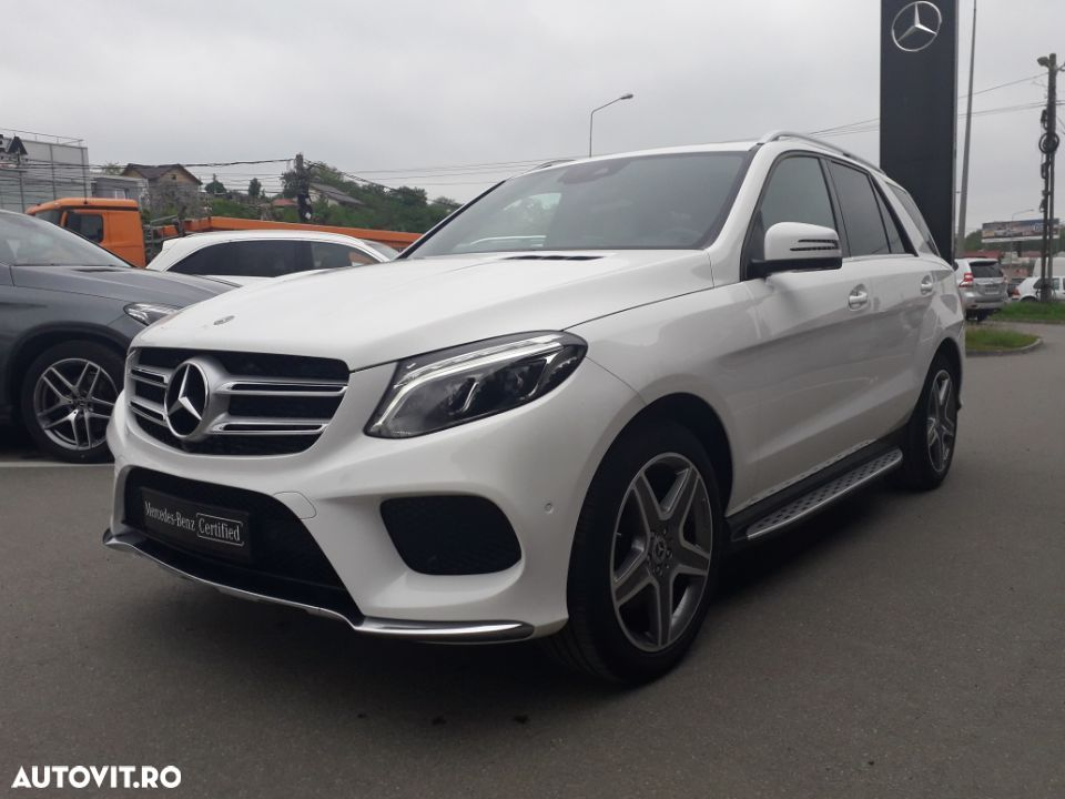 Mercedes-Benz GLE 350 - 3