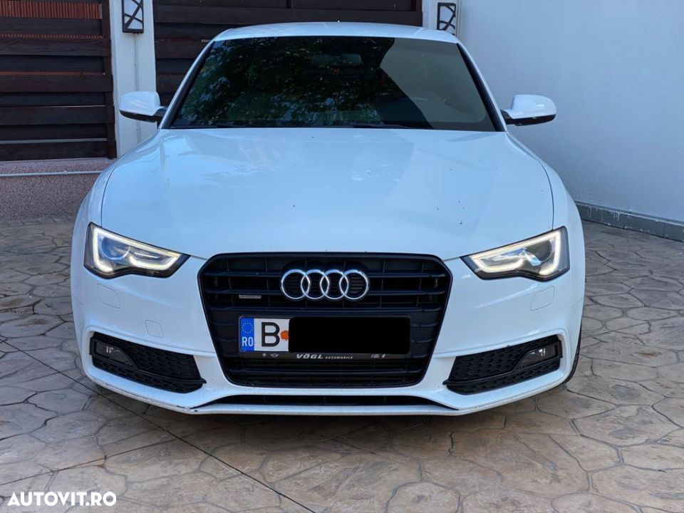 Audi A5 Coupe - 3